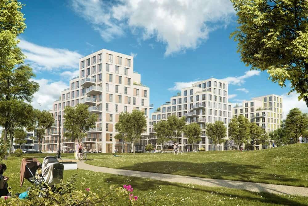 Zeeburgereiland blok 10