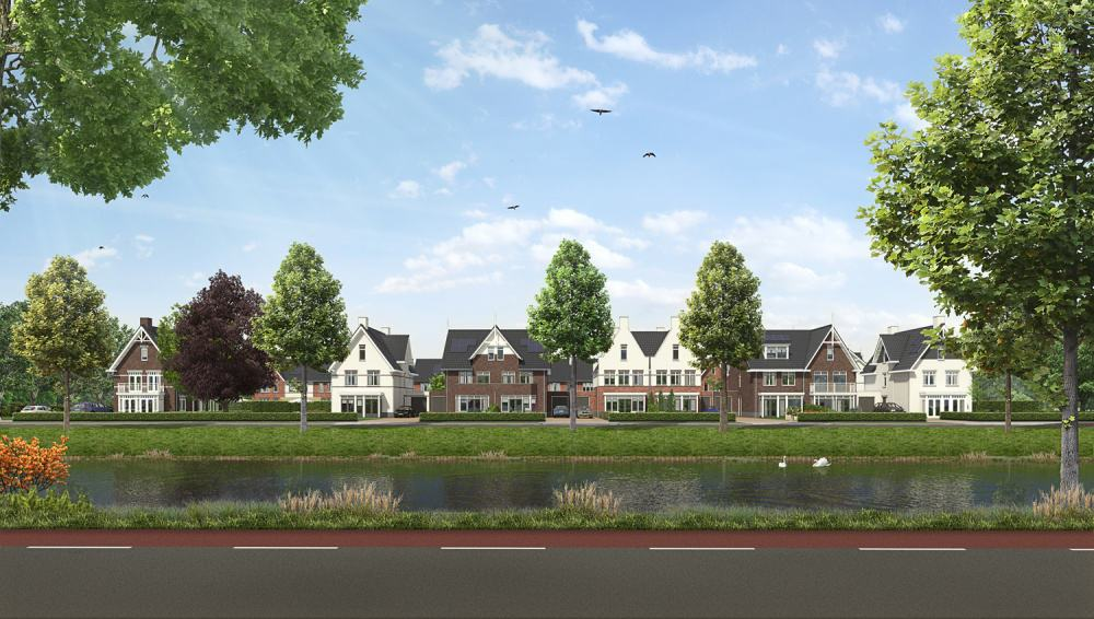 79 woningen Noorderkwartier