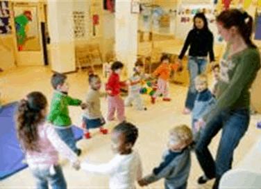 Kinderdagverblijf UK