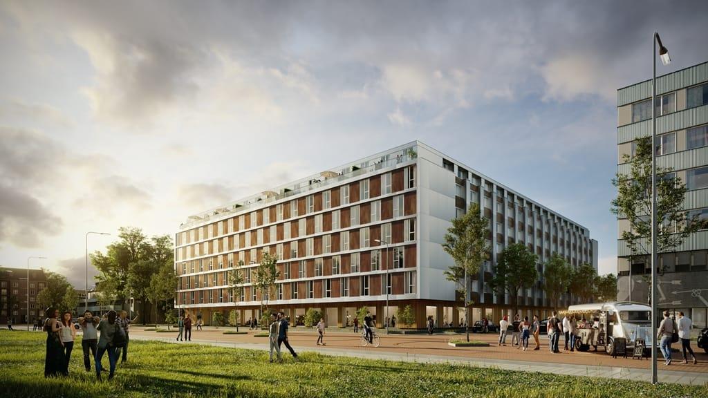 500 studenteneenheden Poeldijkstraat