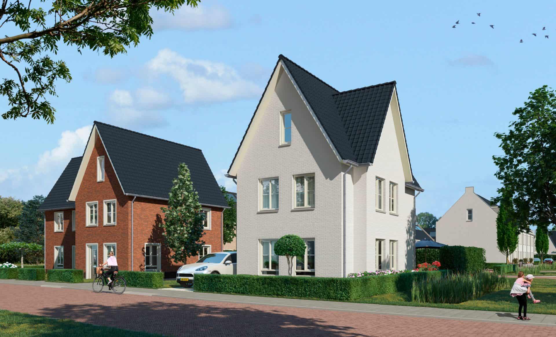 49 woningen Zuiderloo fase 2b ´De Linde Zuid´